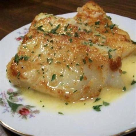 lemon butter baked cod recipe baked cod jasmine rice