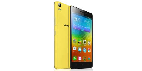 Lenovo A7000 Yellow lenovo a7000 its way into india on april 7 techshout