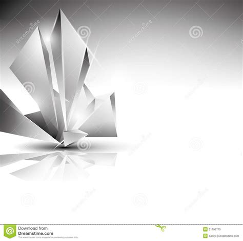 origami japanese paper folding web page angular abstract shape royalty free stock photo image