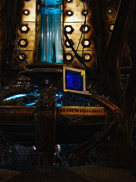 tardis console tardis console by vortexvisuals on deviantart