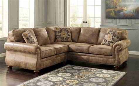 top sectional sofas rustic couches top rustic leather sectional sofa