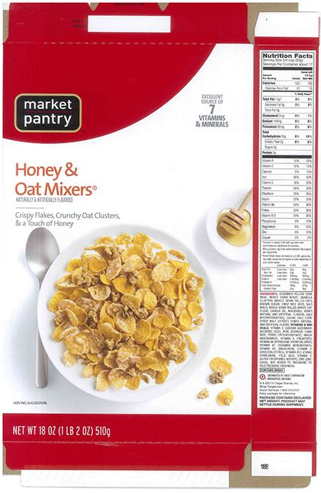 Market Pantry Recall by Photo Gilster Corp Issues An Allergen Alert For Undeclared Almonds In Market