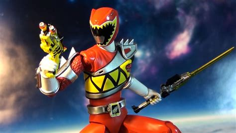 S H Figuarts Kyoryuger kyoryu welcome to hdtoytheater