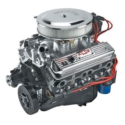 gm 19210008 engine assembly crate engine chevy 350 330hp