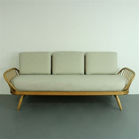 refurbished sofa british refurbished vintage 355 studio couch sofa bed by