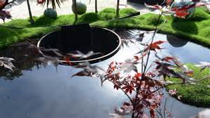 bassin en hiver que