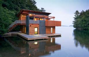 floating homes floating homes that will make you want to live on water