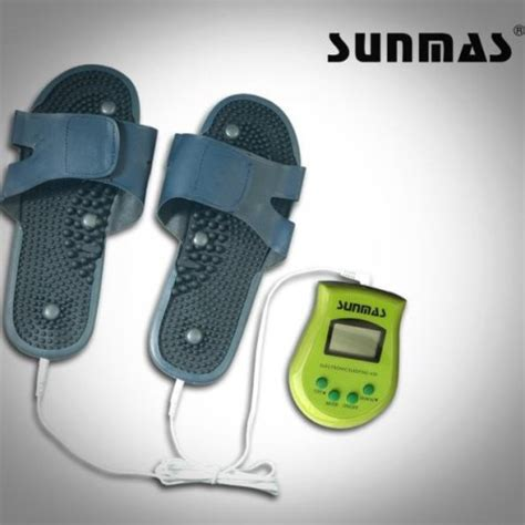 Sunmas Foot Massager Sandal by Sunmas Foot Massager Murah Sandal Kesehatan Pijat Elektrik