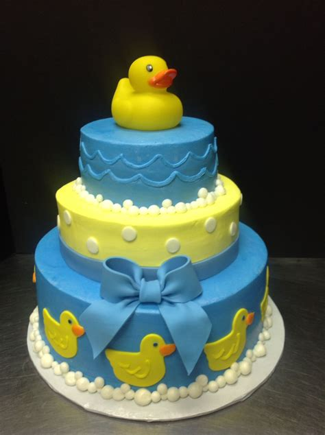 Baby Shower Duck Cakes by Rubber Ducky Cake Baby Showers Christenings Arnaldo