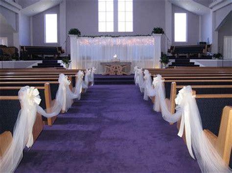 wedding decoration ideas a beautiful church pew wedding wedding ideas wedding