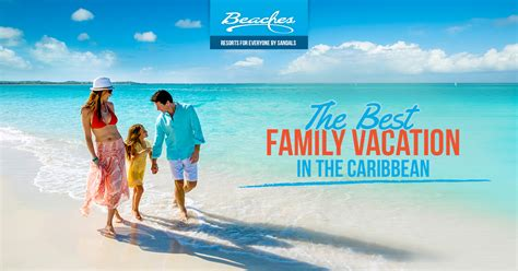 all inclusive family vacations in the caribbean beaches