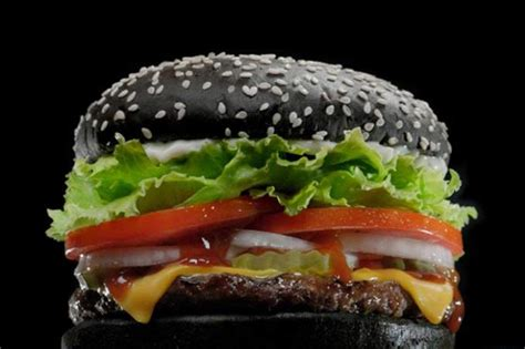 Burger King Sweepstakes - burger king s halloween whopper has a surprising side effect wric