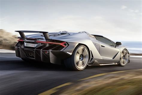 lamborghini cars list lamborghini centenario roadster is an attack on all senses