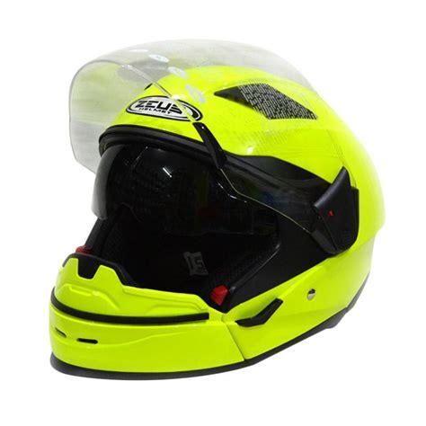 Helm Zeus Zs 1600 jual zeus zs 611c helm yellow harga kualitas terjamin blibli