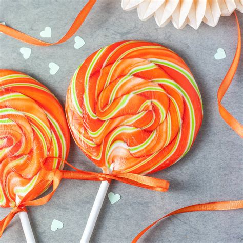 giant alcoholic giant alcoholic passion fruit mojito lollipop by holly s