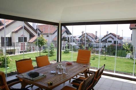 veranda verglast 44 ideen f 252 r einladenden veranda wintergarten archzine net