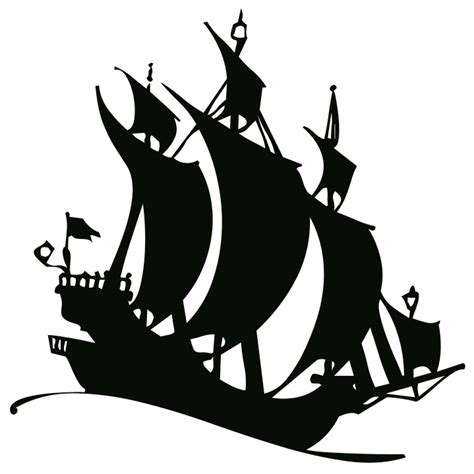 barco español dibujo free illustration silhouette drawing outline ship