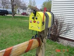 garden tools mail 18 best images about mail boxes on blue jay mailbox ideas and fun mail