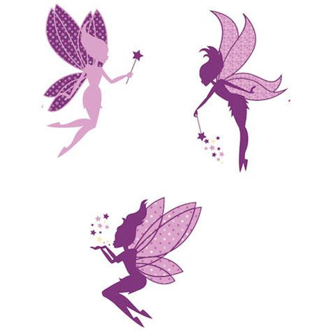 Kitchen Stickers Wall Decor wall decal magic fairies fairy wall stickers coolwallart