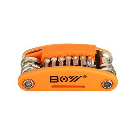 15 In 1 Bicycle Repair Tool Set 15 in 1 bicycle repair tool hexagon screwdriver wrench for