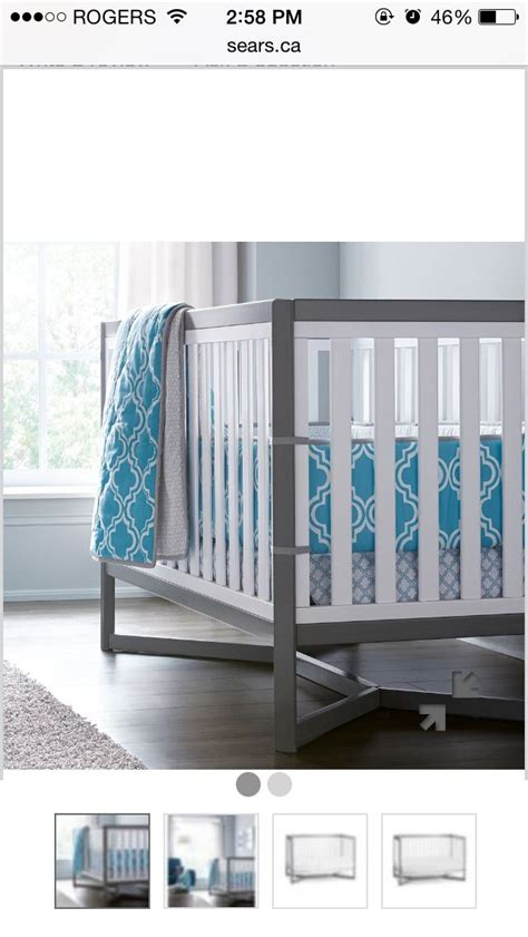Tribeca Convertible Crib Delta Tribeca Crib From Sears Baby Gear Bebe And Cribs