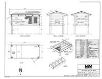 duck house design plans plans for duck poultry house 171 home plans home design