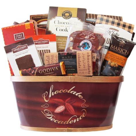 chocolate gift baskets saskatchewan chocolate gift baskets free shipping