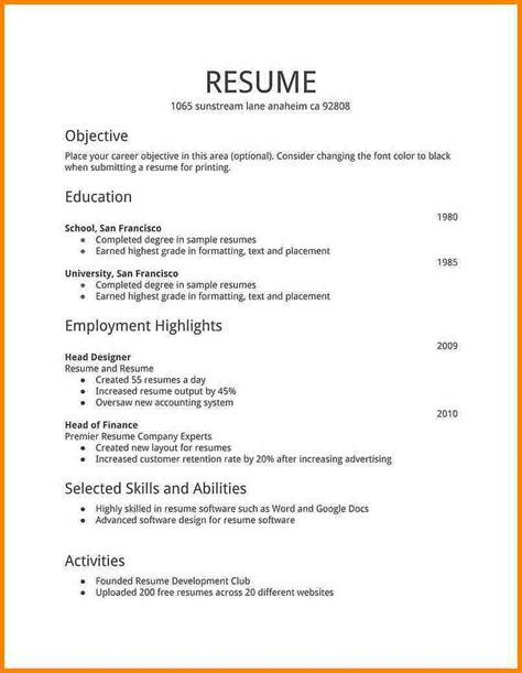 Resume Images by 7 Resume Images Hd Thistulsa
