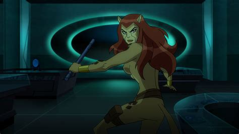 Animal Instincts by Clip Nightwing Vs Cheetah In Quot Batman Unlimited Animal