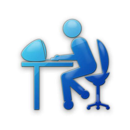 person blue vector icon #7570 free icons and png backgrounds