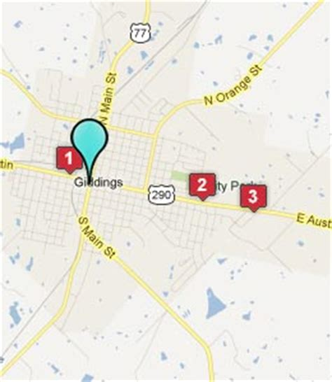 giddings texas map giddings texas hotels motels see all discounts