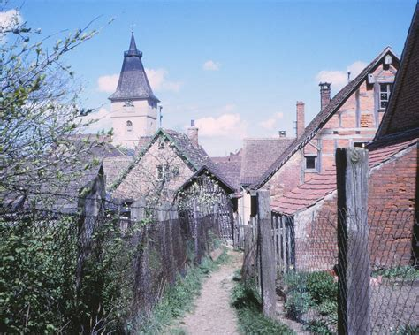 german village old german village pathway vincent stahl photo library
