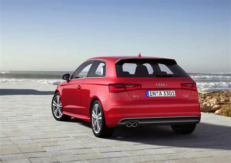 Neue Audi A3 by Der Neue Audi A3 Neuer Audi A3 Vorgestellt Audi News