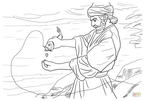 Coloring Page 24 by Free Christian Coloring Pages For Children And