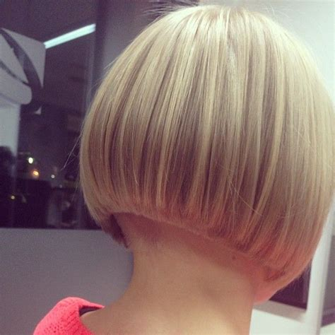 bob hair cuts show only the back could only be improved if there was a bit more of an arch