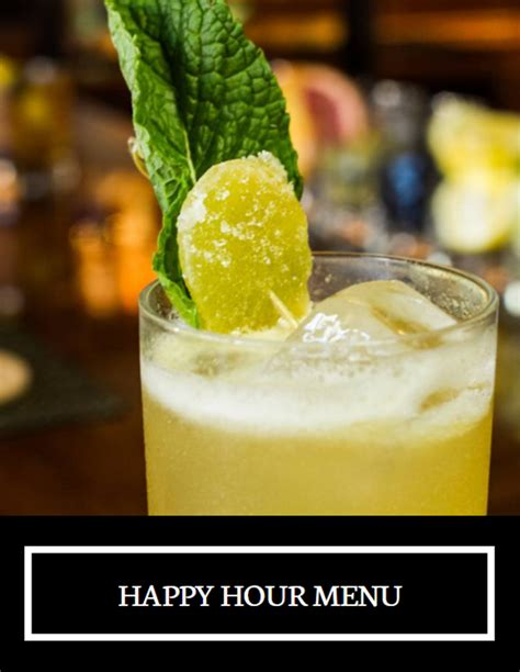 Happy Hour Le Cask by Cask Ale And Kitchen