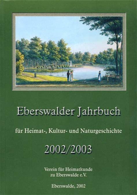 Zoologischer Garten Sparkasse by Jahrbuch Verein F 252 R Heimatkunde Zu Eberswalde E V