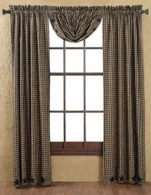Primitive Window Curtains Designing Primitive Window Treatments