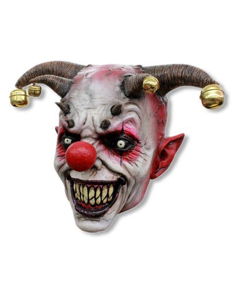 Masker Shop jingle jangle horrorclown maske gruselige clownmasken