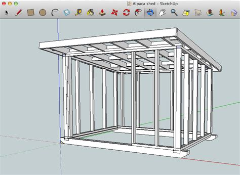3 Sided Shed Plans Free by Tifany Plans For A 3 Sided Shed