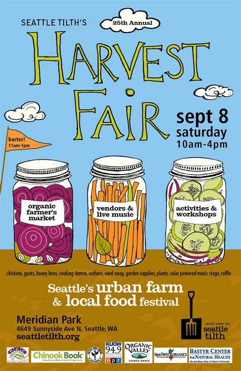 seattle celebrates local food and farming at 25th