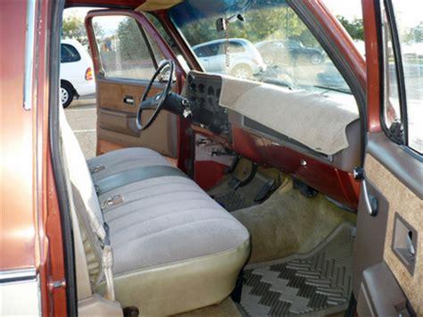 1978 Chevy Truck Interior by 1978 Chevy Half Ton Bonanza 10 Chevrolet