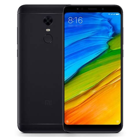 xiaomi redmi note 5 5 99 inch 4gb 64gb smartphone black xiaomi redmi 5 plus 32gb droid island