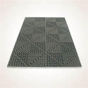 zinger crate quot drain thru quot flooring