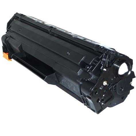 Toner Ce285a compatible hp laserjet ce285a hp 85a canon 125 black