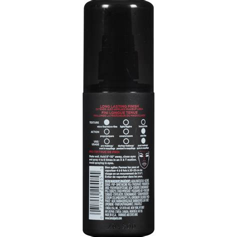 loreal infallible makeup extender setting spray 100 ml