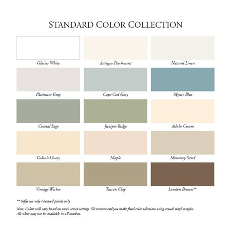 contemporary colors alside products siding features and benefits color
