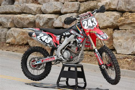 works motocross inthedirttv machine swedishfishmx s bike check vital mx