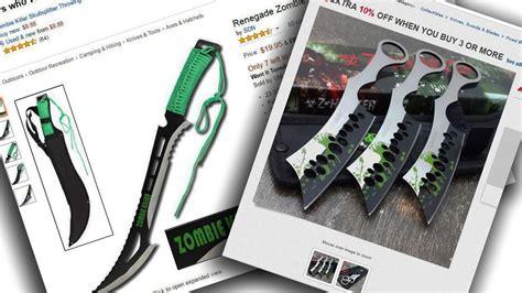 knife selling website will the killer knife ban work newsbeat
