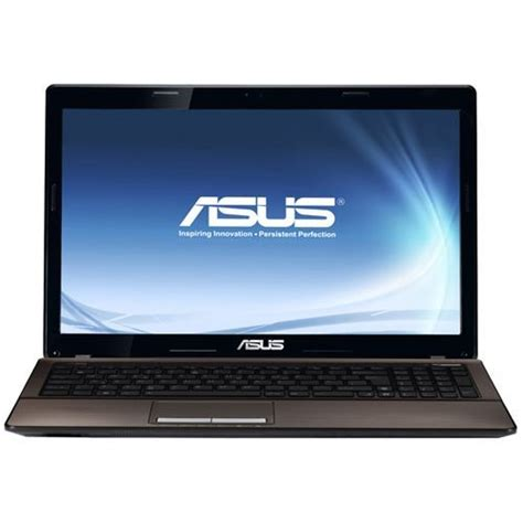 Asus Laptop With Intel asus k53e sx049x notebook intel i5 2410m processor k53e sx049x mwave au